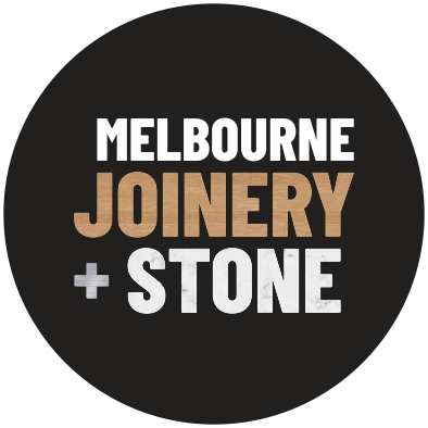 Melbourne Joinery and Stone logo